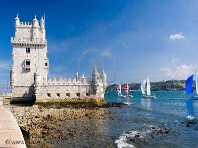 Vela & Turismo a Lisbona ed Oceano Atlantico 10/08