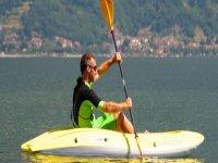 Canoe a noleggio