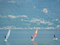 Windsurf in acqua