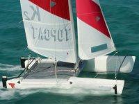 Uno dei nostri catamarani