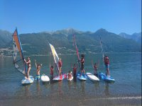 Corsi di windsurf per bambini