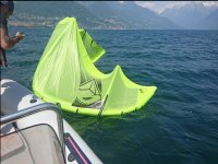 Lezioni di kitesurf