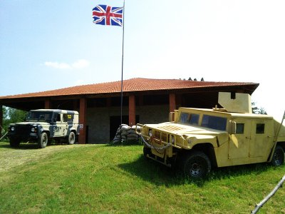 Military Park Parchi Avventura
