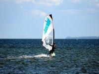 Sfruttando il vento