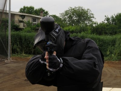 Paintball - Over 14 -a Roma Fine Settimana