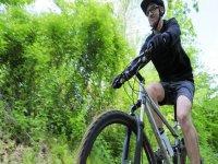 Sali In Mountain Bike