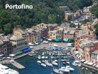 Portofino in barca
