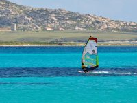 Windsurf a Stintino
