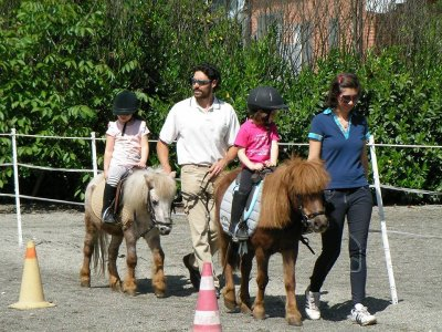 3 pony lessons for children in Piobesi Torinese