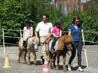 La lezione di pony
