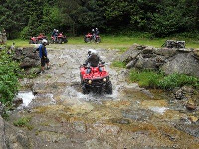 Escursione in quad due persone 2 ore Val Camonica