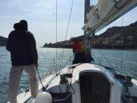 Porto Venere in barca