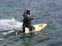 Kitesurf sul Lago di Garda