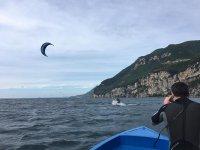 Venite a provare i nostri kite sul Garda