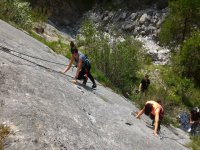 arrampicata verticale