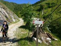 durante i trekking