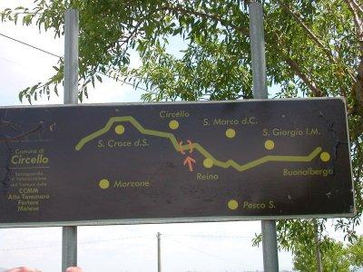 Trekking ecoTuristico Via dei Pastori+soggiorno