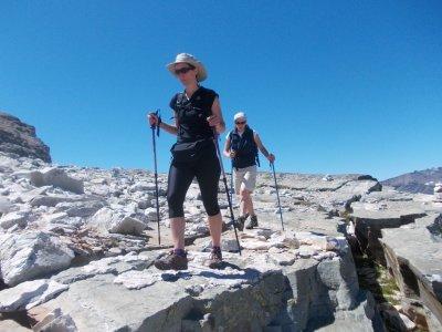Escursione trekking a Fort de L'Olive