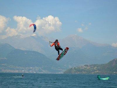 Boarderline Surf School Kitesurf