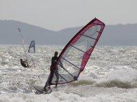 Lezioni di windsurf
