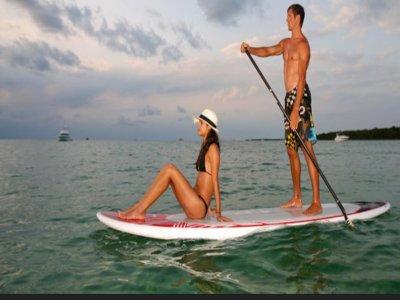 Boarderline Surf School Paddle Surf