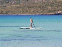 Una splendida giornata sul paddle