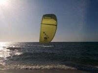 Il vento perfetto per il kitesurf