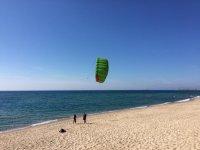 Lezione di kite