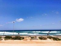 Giornata perfetta per il surf