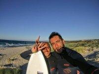 Pronti a surfare