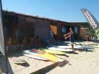 I nostri allievi di windsurf