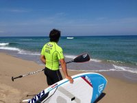Paddle surf in Sardegna