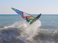Windsurf a Bordighera