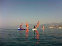 Lezioni windsurf