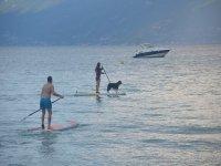 In paddle con i nostri amici a 4 zampe