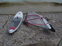 La nostra tavola da windsurf aspetta solo te