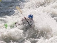 Advanced kayaking in the Aosta Valley