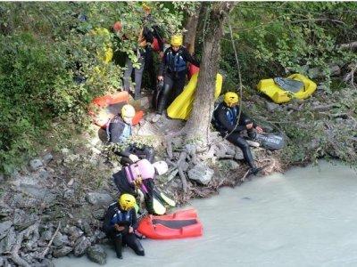 Rafting Mont Blanc Hydrospeed
