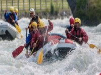 Rafting on the Valle d'Aosta rivers
