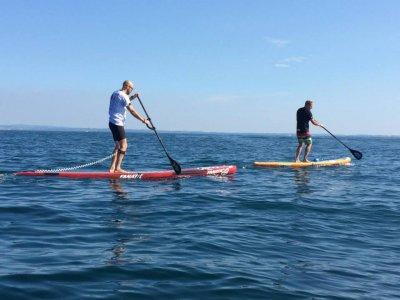 Supgarda Molveno Paddle Surf