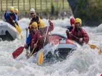 Rafting sui fiumi valdostani