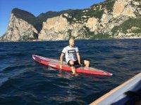 Escursione in paddle