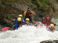 week end di rafting