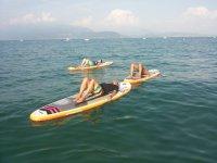 Esercizi in paddle