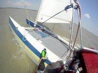 Catamarano dart