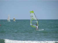 Corsi di windsurf sul litorale veneziano