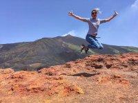 Visita sull'Etna