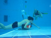 Gara di tecnica subacquea Iindoor