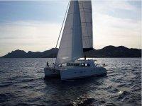 Il nostro catamarano a vela