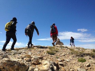 Trekking facile a Col Blegier una giornata